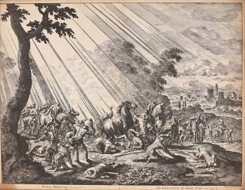Luyken, Jan LUYKEN, Jan Scenes from the New Testament. Amsterdam F. Houttuyn 174…