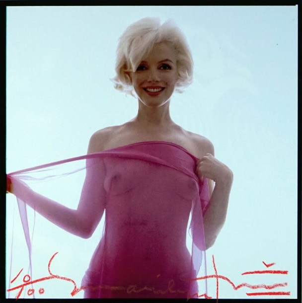 "STERN Bert (1929-2013) Estimation : 2 000 - 3 000 € ""Marylin Monroe"" Photographie…"