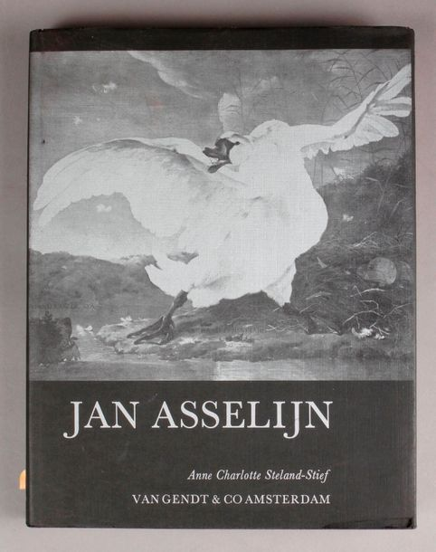 JAN ASSELINJ par Steland Stief. Amsterdam, 1971 : in-4, toile et jaquette. 188 pages.…