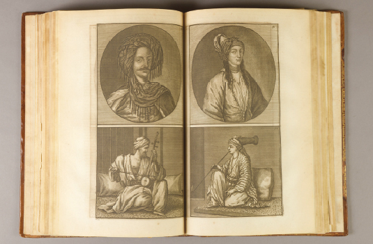 LE BRUN (Corneille) A Voyage to the Levant: or, travels in the principal parts of…