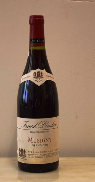 1 bouteille MUSIGNY, J. Drouhin 1994