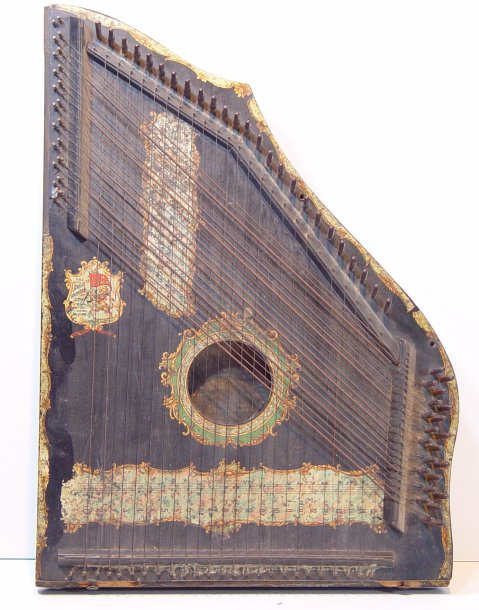 Cithare. ZITHER