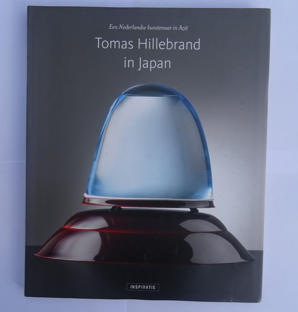 « Tomas Hillbrand in Japan » [catalogue d'exposition], Marcel Brouwer, Atsushi O…
