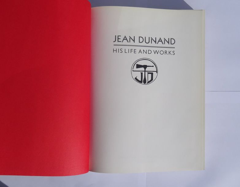« Jean Dunand : His life and works », Félix Marcilhac ; Ed. Harry N. Abrams, Inc…