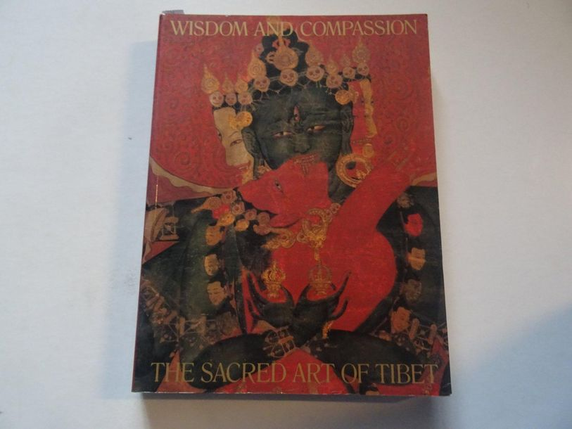 « Wisdom and compassion : The sacred art of Tibet », [catalogue d'exposition], M…