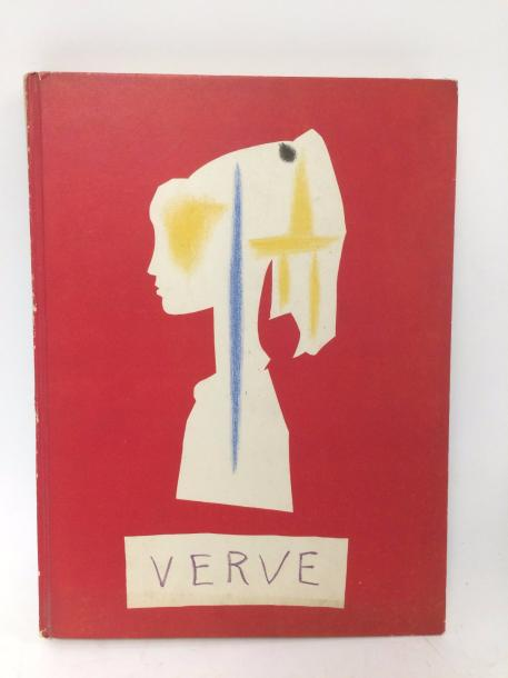 [PICASSO] VERVE  Volumes N° 29 - 30, Vol VIII. Suite Picasso, 19 - 20, printemps…