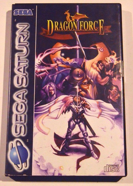Dragon Force - NEUF version pal pour SEGA Saturn - neuf