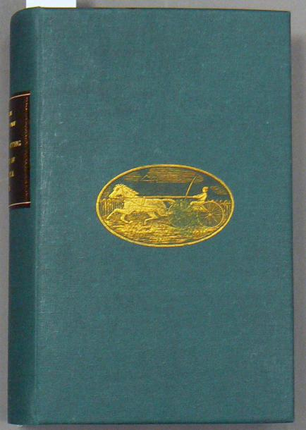 WOODRUFF (Hiram) The trotting horse of America : how to train and drive him. With…