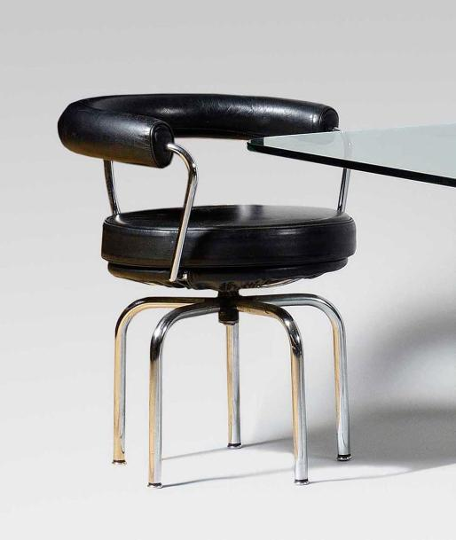 CHARLOTTE PERRIAND (1903-1999) LE CORBUSIER (1887-1965) Edition Cassina, d'après…