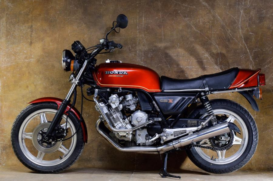 1979  Honda  Type CBX 1000  N° CB12000297  A immatriculer en collection - Attestation…