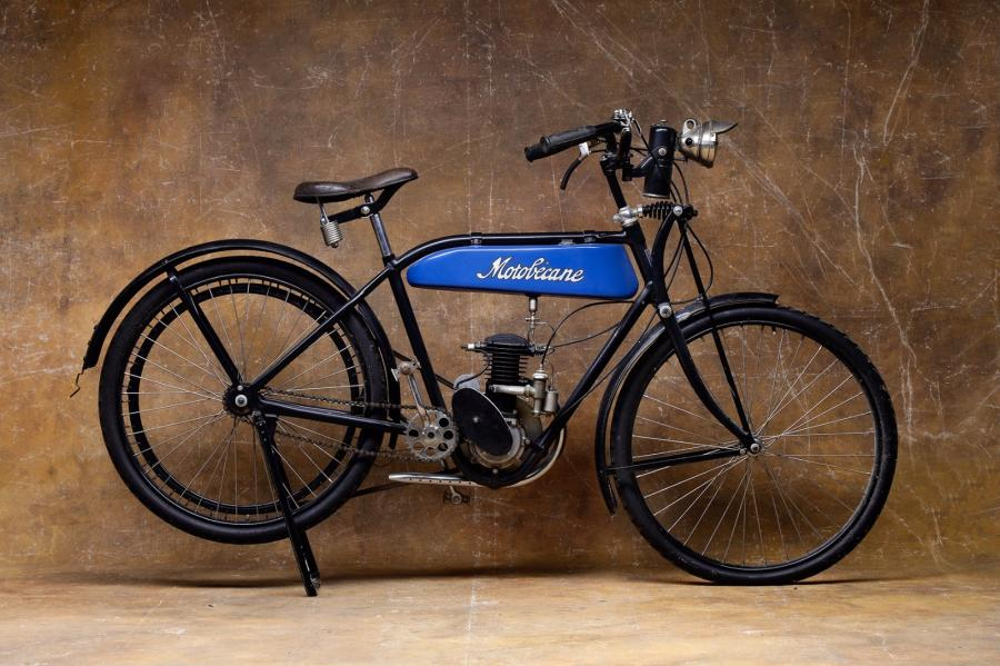 1924  Motobecane  type 175 MB1  Moteur 2 temps n° 19769  A immatriculer en collection…