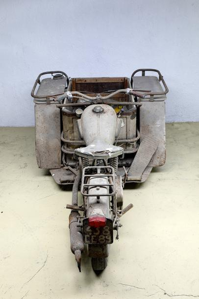 1952  Peugeot Triporteur  tyPe 57TM  N° 671459  A immatriculer en collection La…