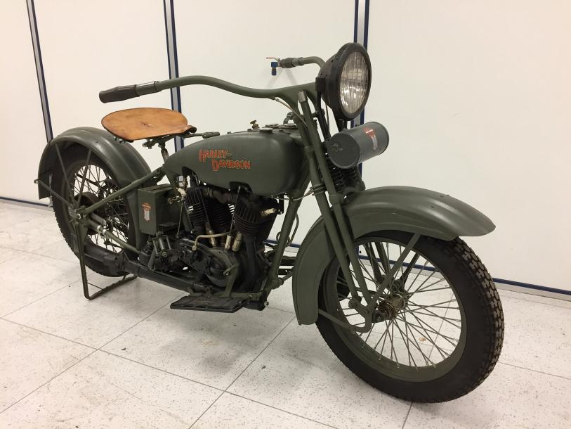 1929  Harley Davidson  type 1200 JD  Moteur n°2546  A immatriculer en collection…