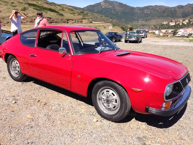 1972 LANCIA FULVIA SPORT ZAGATO 1,3S  