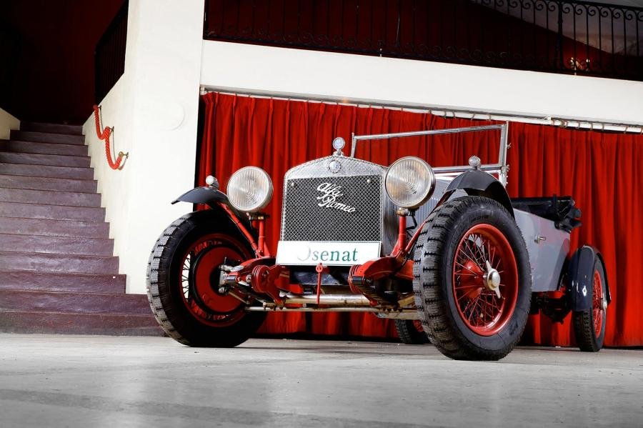 1927 ALFA ROMEO Type : 6C 1500 Châssis n° 01111211 A immatriculer en collection…