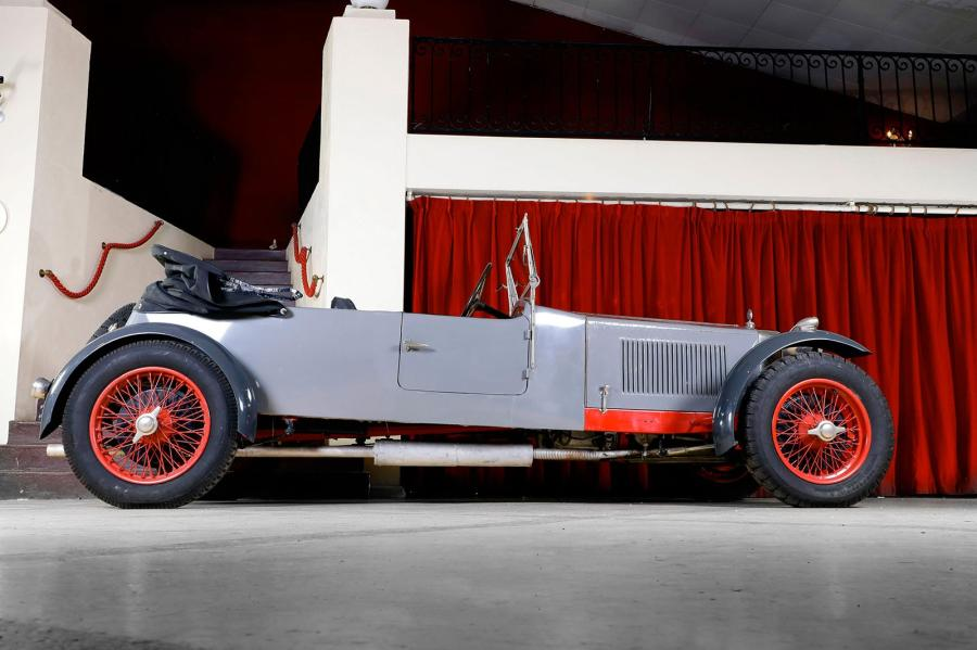 1927 ALFA ROMEO Type : 6C 1500 Châssis n° 01111211 A immatriculer en collection Les...