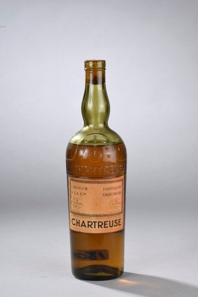 1 bouteille CHARTREUSE JAUNE (B)