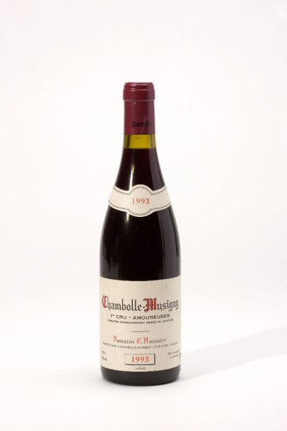 1 B CHAMBOLLE MUSIGNY LES AMOUREUSES (1er Cru) Georges Roumier 1993