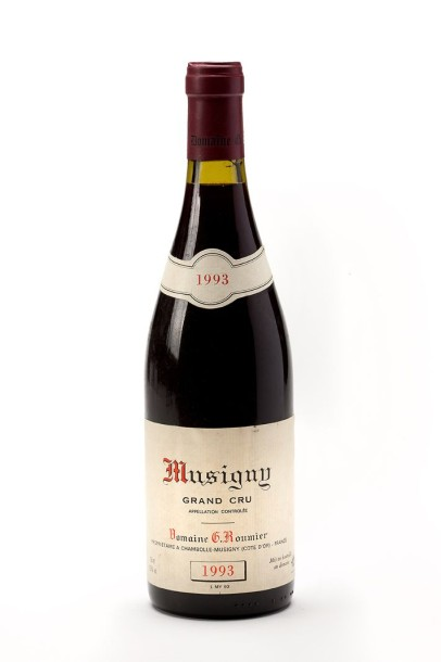 1 B MUSIGNY (Grand Cru) Georges Roumier 1993