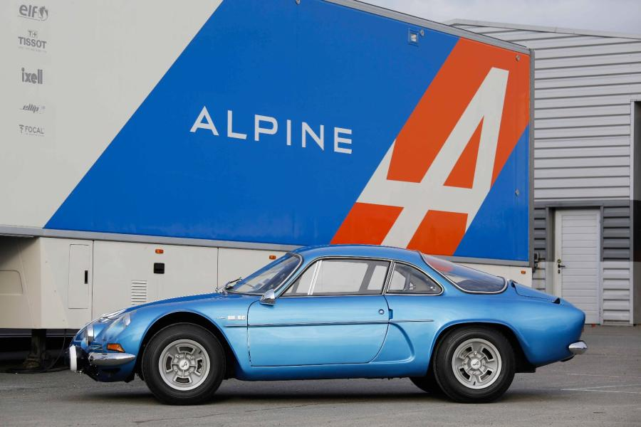 1973 alpine a110 1600 sc alpine 1600 sc dans un tat exceptionnel historique. Black Bedroom Furniture Sets. Home Design Ideas