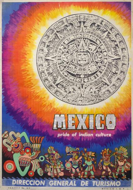 MEXICO Pride of Indian Culture - Direction Générale du Tourisme, Mexico - Juarez…