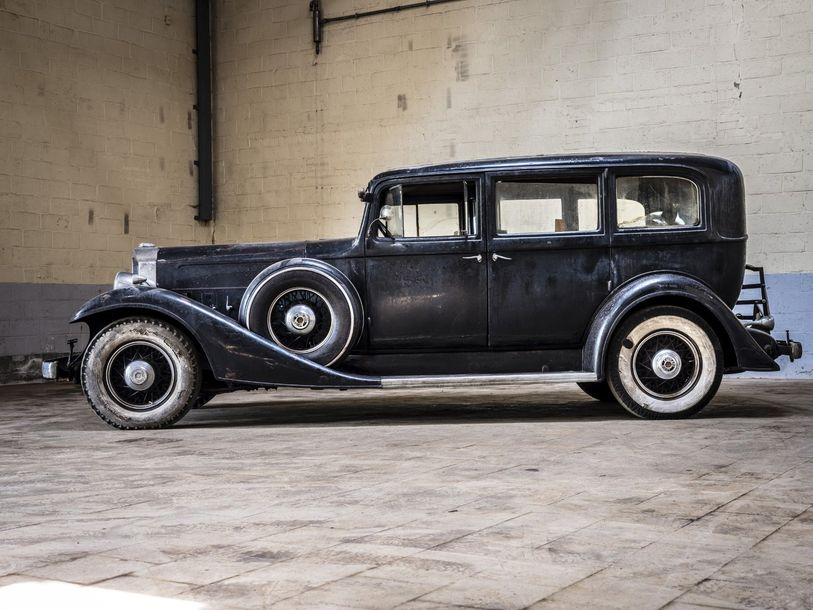Packard 1004 8 Cylindres Limousine Packard 1004 8 Cylindres Limousine N° châssis…