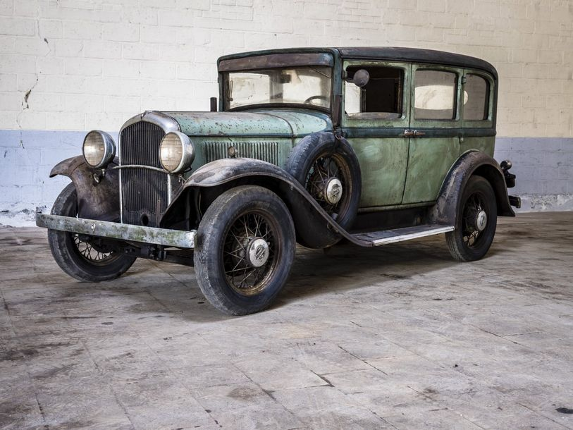 Plymouth commercial Plymouth commercial 1932 N° châssis ou moteur : 8027685 Plymouth…