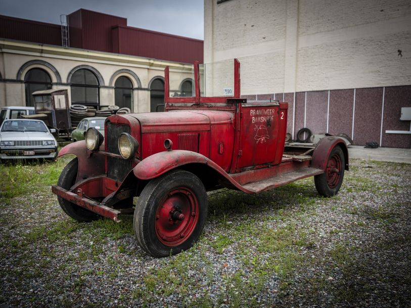 Chevrolet pompiers 6 cylindres Chevrolet pompiers 6 cylindres circa 1932 N° châssis…