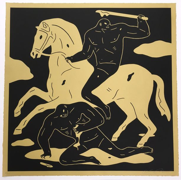 CLEON PETERSON (Américain, né en 1973) CLEON PETERSON (Américain, né en 1973)  N…