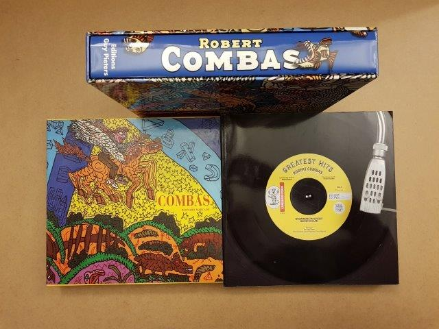 COMBAS Robert [3 vol] Monographie, Edition Guy Pieters et Bernard Marcadé (2 vol)…