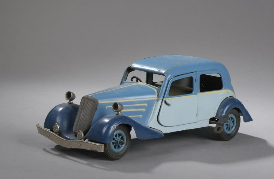 FRANCE JEP - Citroen Traction mécanique