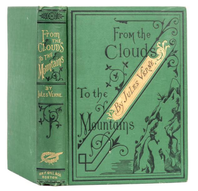 * [Flandres] From the clouds to the mountains (Le Docteur Ox) by Jules Verne. Translated…