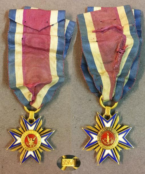 États-Unis d'Amérique (USA) - The Military Order of the Loyal Legion of the United…