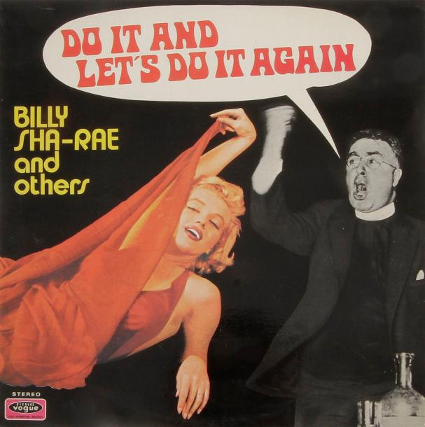 BILLY SHA-RAE & Others « Do It and Let's Do It Again » Label Vogue CLDL.825, France…