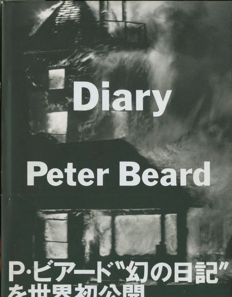 BEARD, PETER (1938) Diary. Libro Port, 1993. In 4 (30,5 x 23,5 cm). Édition orig…