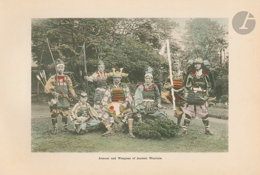 KAZUMASA, OGAWA Sights and scenes in Fair Japan. Imperial Government Railways, Tokyo,…