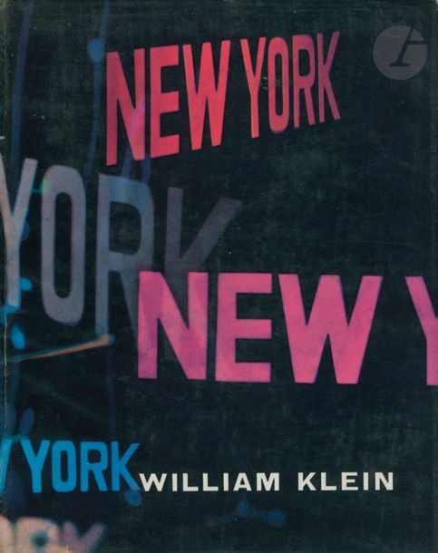KLEIN, WILLIAM (1928) New York. Life is Good and Good For You in New York : Trance…