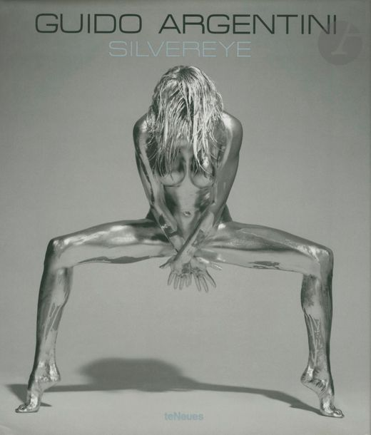 ARGENTINI, GUIDO (1966) Silvereye. teNeues, 2002. In-4 (33,5 x 29 cm). Édition originale,…