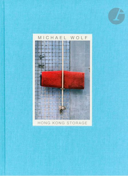 WOLF, MICHAEL (1954-2019) 8 volumes signés. Michael Wolf's Encyclopedia of street…