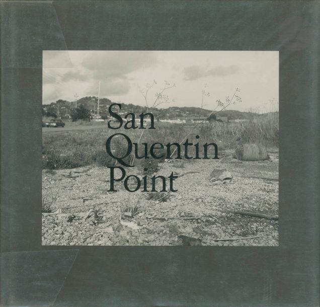 BALTZ, LEWIS (1945-2014) San Quentin Point. Éditions de La Différence, Paris, 1986.…