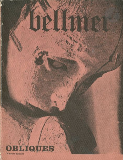 BELLMER, HANS (1902-1975) 4 volumes et 3 photographies. Hans Bellmer photographe.…