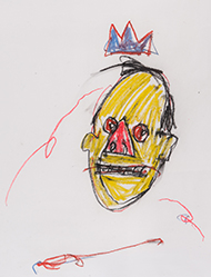 Auction - Jean-Michel BASQUIAT (1960-1988) Untitled,