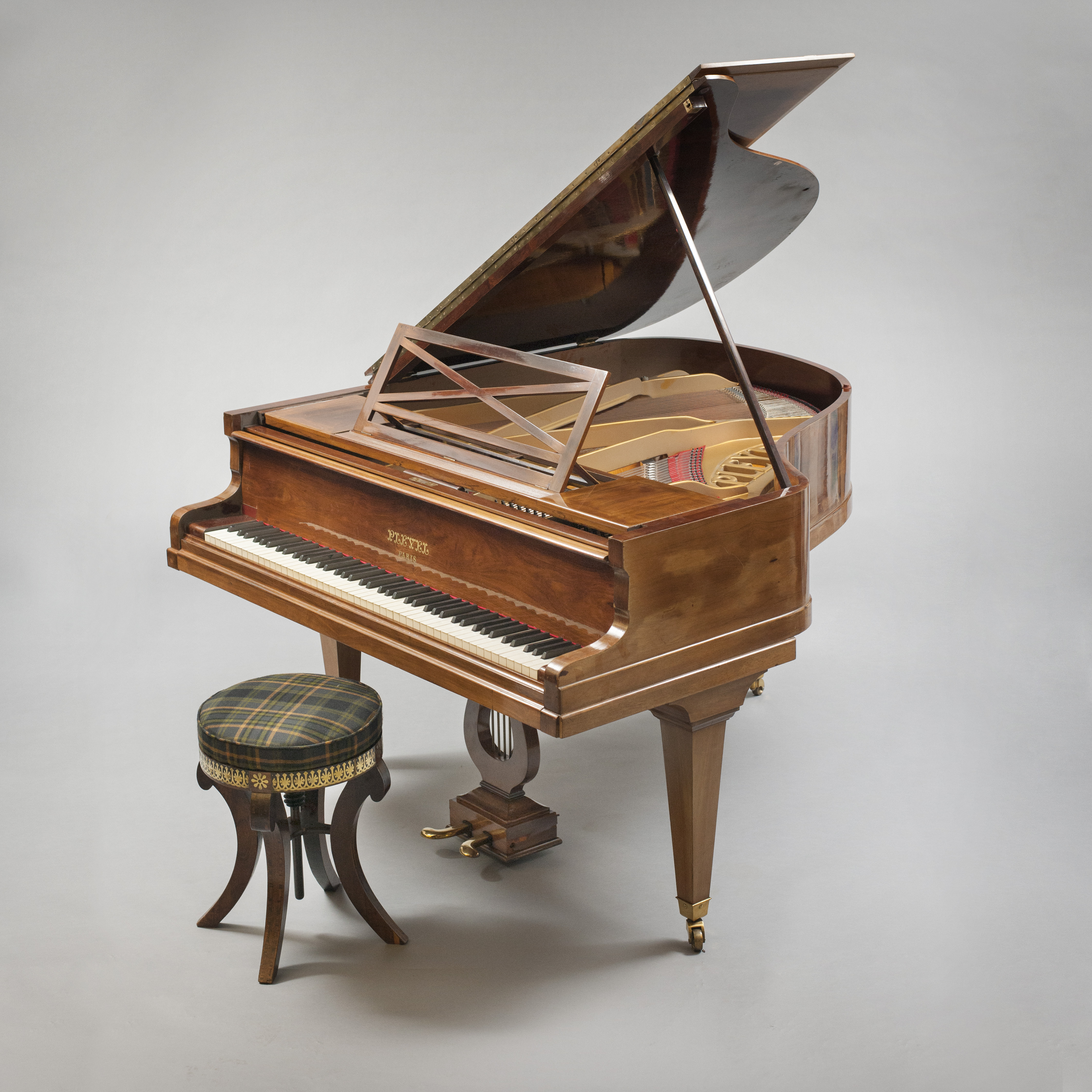 Le piano d'Yves Montand